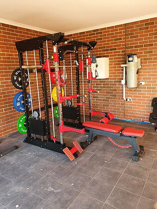 Multiple cable Smith machine contact me