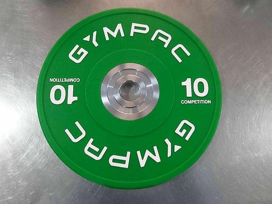 10kg bumbler plates Green Writing