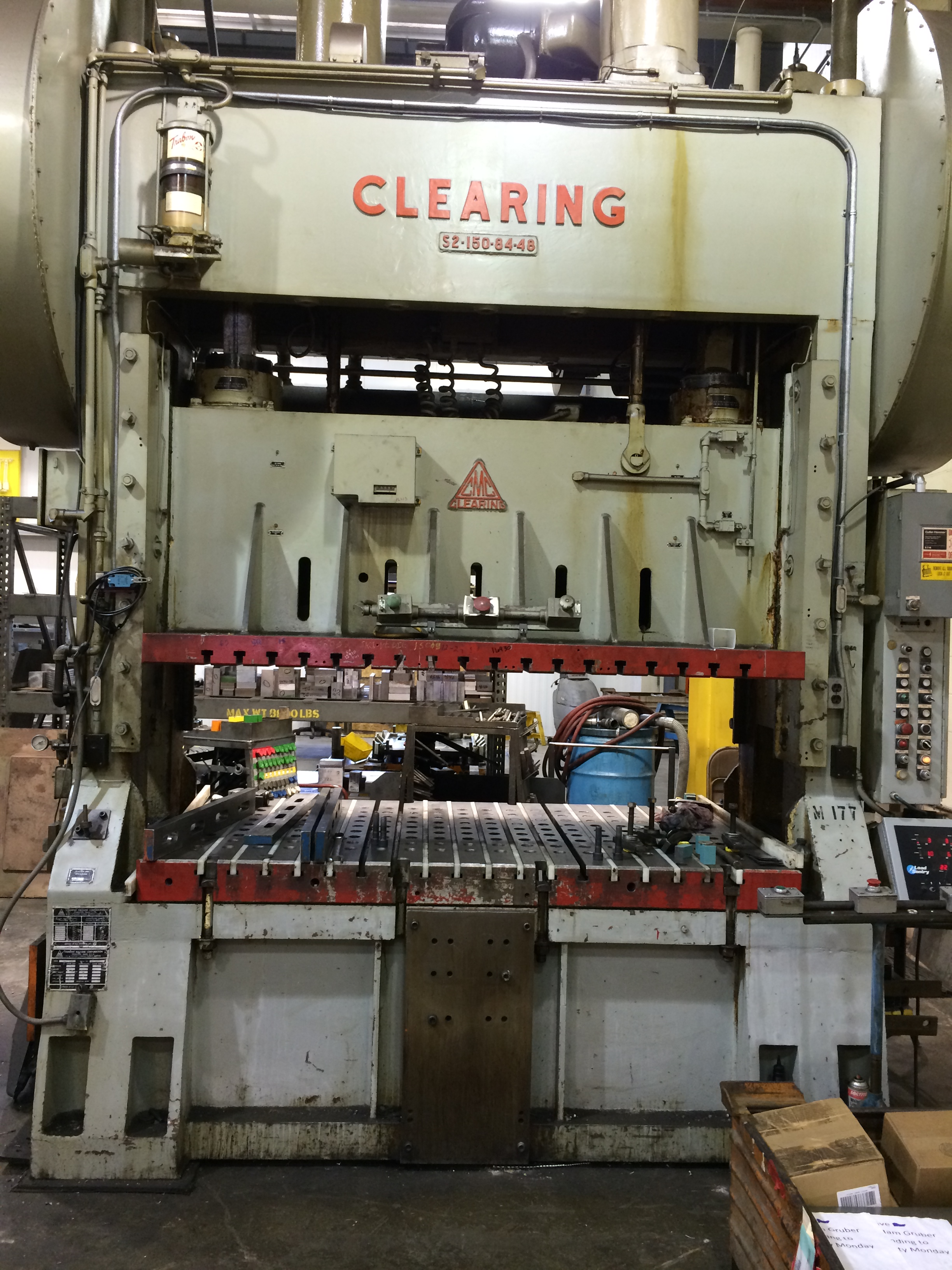 150-Ton Clearing