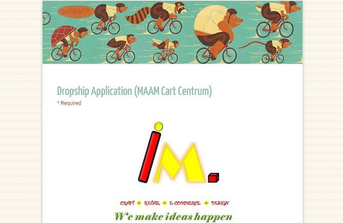 Agen Dropship MaamCartCentrum.biz