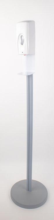 Стойка S11001 с бесконтактным дозатором и каплесборником