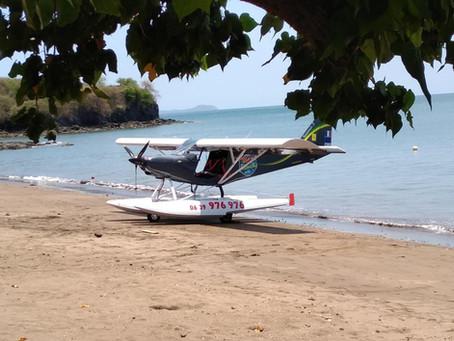 Formation hydro-ULM à Mayotte