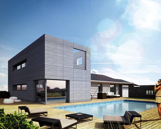 Maison moderne_Archibulle_Architectes_Bo
