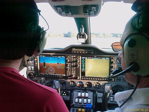 Premiers pas de pilote