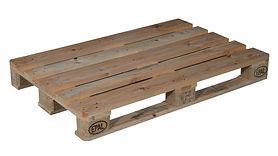 Palettes en bois en Haute Savoie