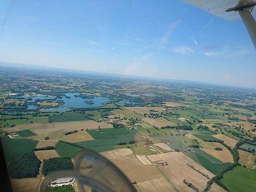 La Dombes et ses 1000 étangs