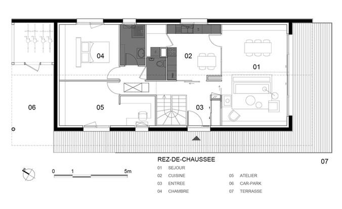 Maison ecologique_Archibulle_Architectes