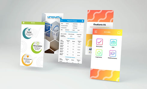 ANURA_Applications mobile entreprises