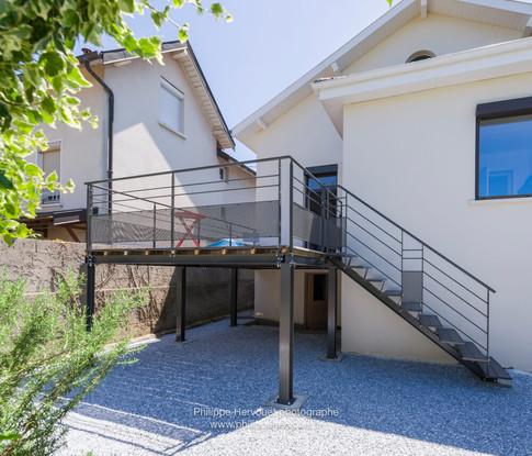 Réhabilitation maison moderne_Archibull