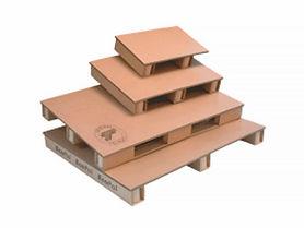Palettes plastiques, palettes aglomérées, palettes cartons en Haute Savoie