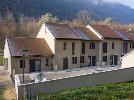Construction commerce et logements_Archi