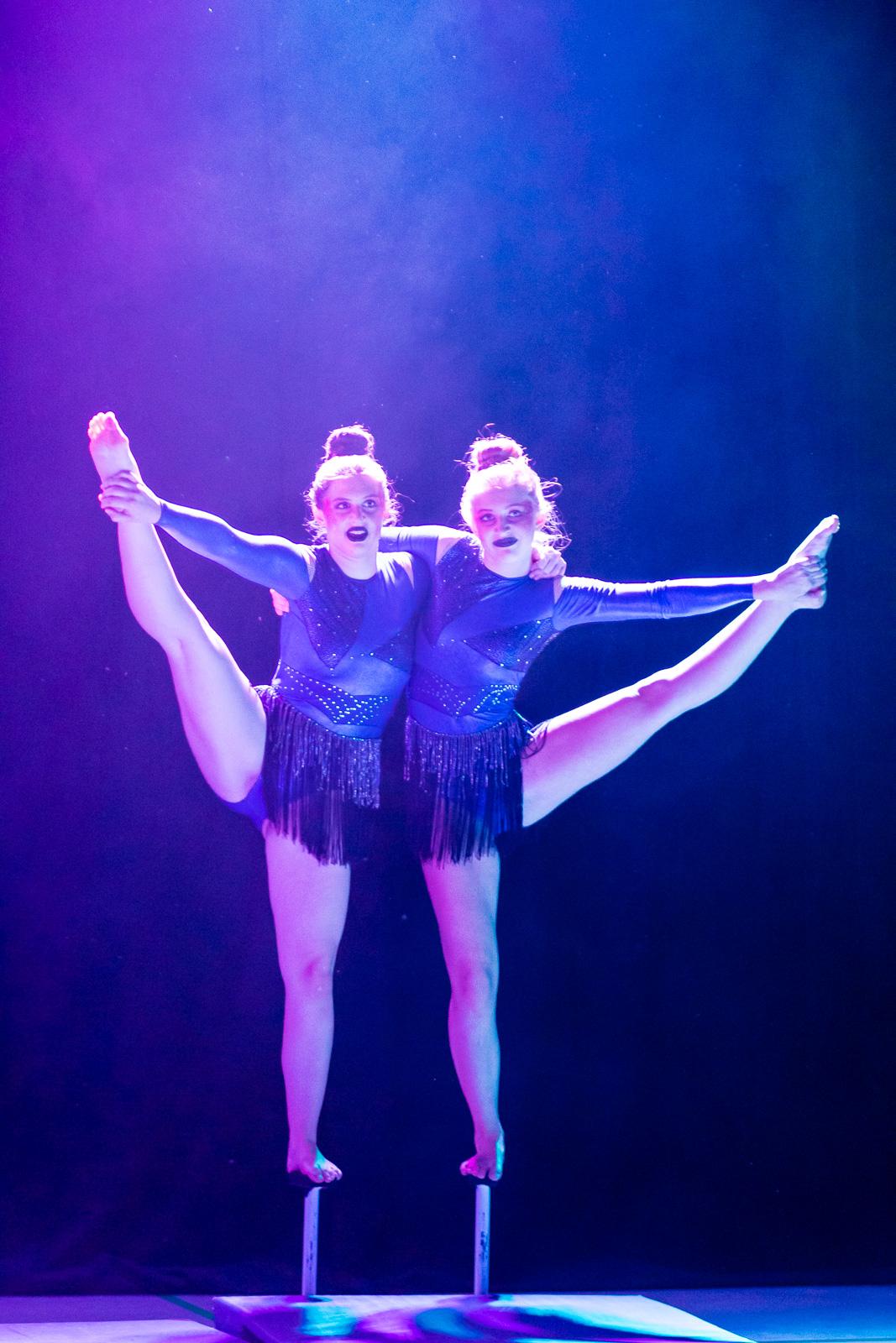 Handstand-Akrobatik 2017
