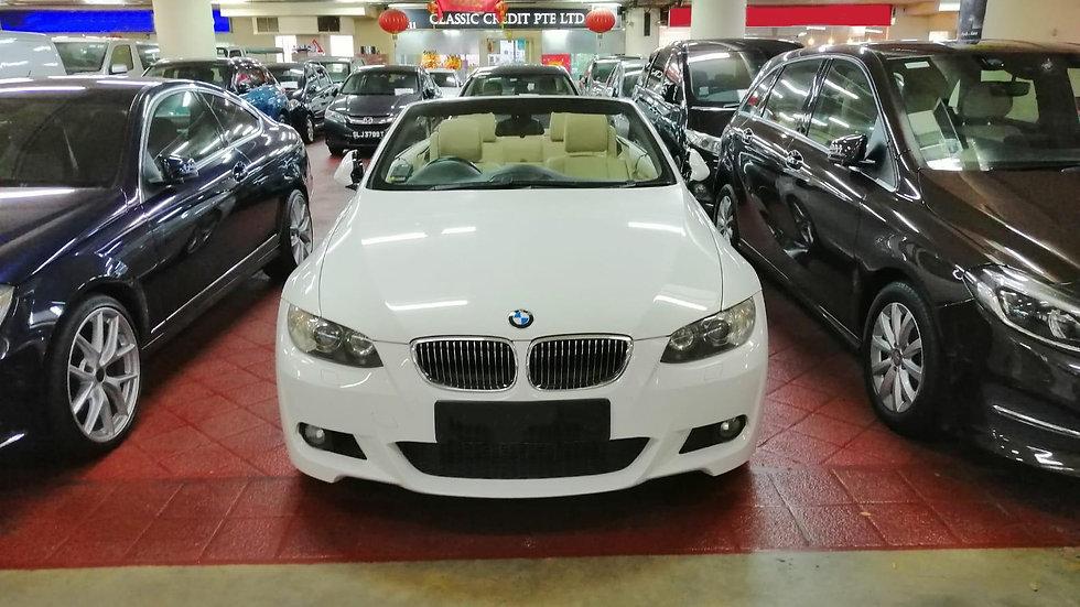 BMW 3 Series 335i Convertible