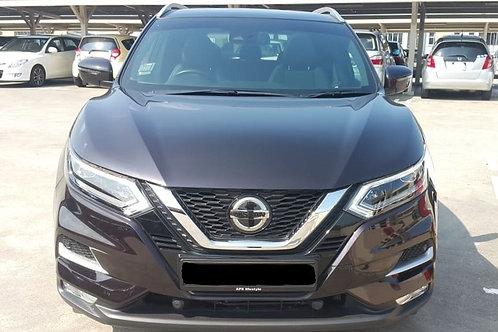 Nissan Qashqai 2.0A Facelift Premium Moonroof