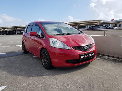 Honda Fit 1.3A G (COE till 05/2023)