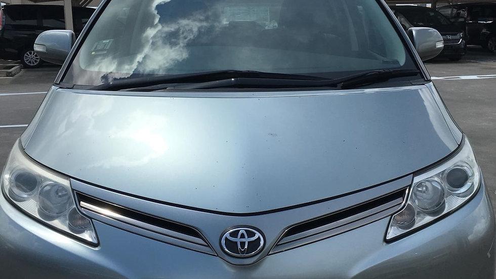 Toyota Previa Facelift