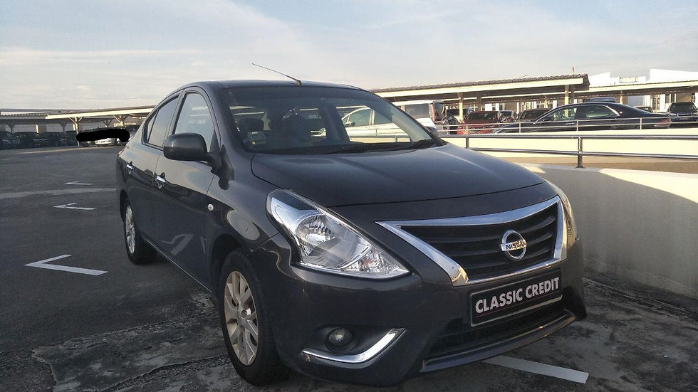 NISSAN ALMERA 1.5 4AT ABS AIRBAG 2WD 4DR