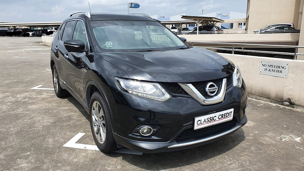 Nissan X-Trail 2.0A 7-Seater Sunroof
