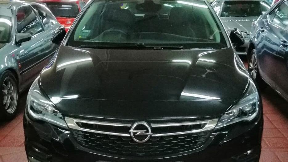 Opel Astra HB New Model