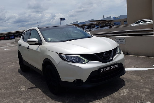 NISSAN QASHQAI 1.2 DIG-T CVT ABS 2WD 5DR