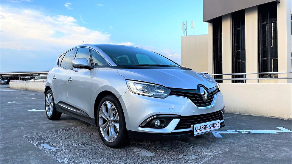 Renault Scenic Diesel 1.5A dCi
