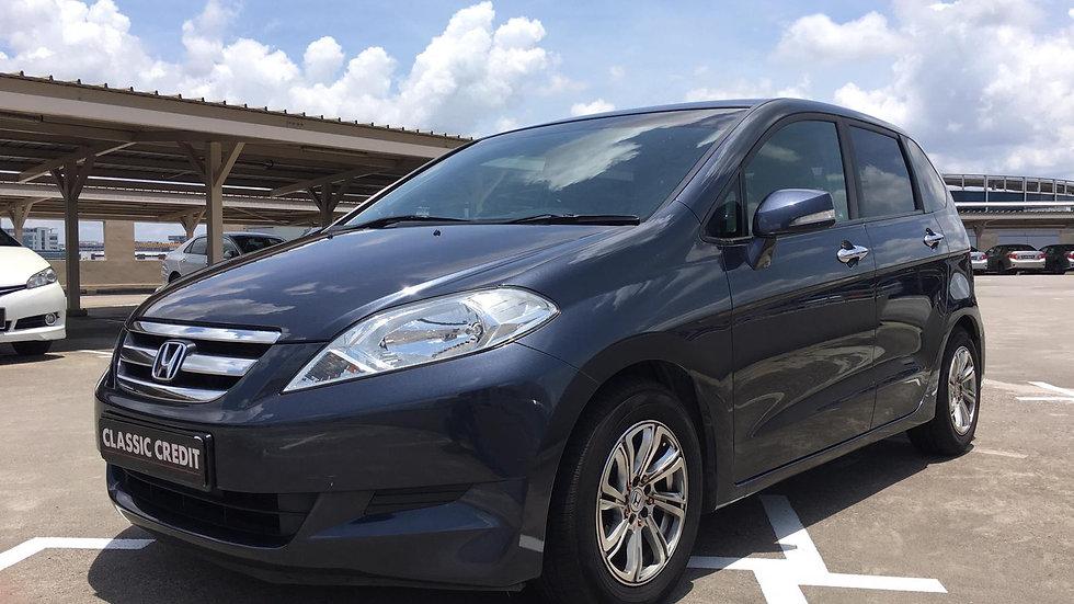 Honda Edix (COE till 07/2021)