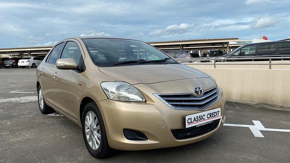 Toyota Vios 1.5A J (COE till 02/2029)