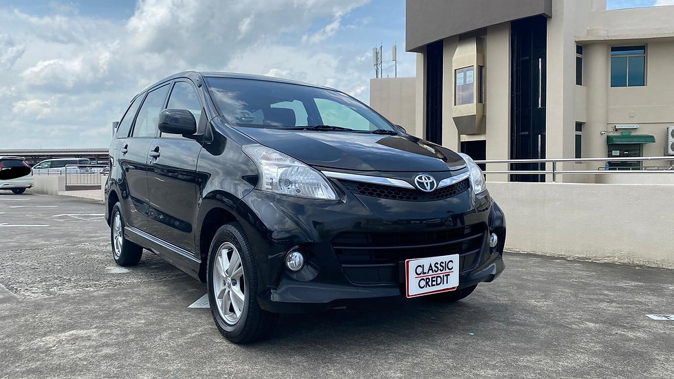 Toyota Avanza 1.5A (OPC)