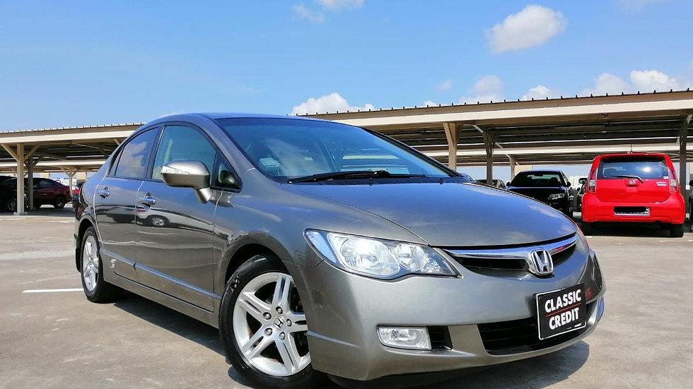 Honda Civic 1.8A VTi-S