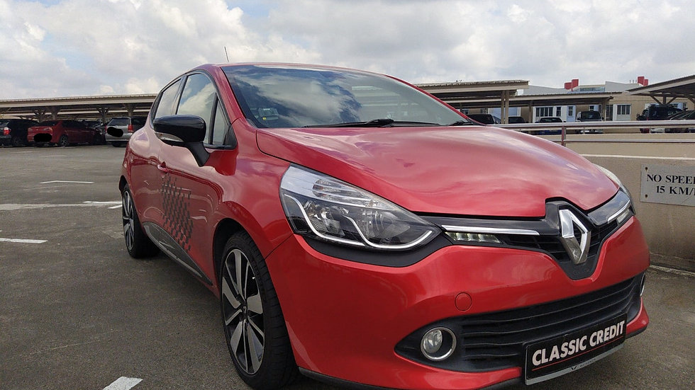 Renault Clio 1.2A TCe