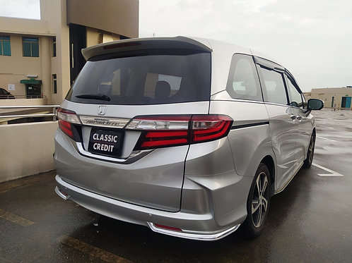 HONDA ODYSSEY ABSOLUTE 2.4 CVT ABS AIRBAG 2WD