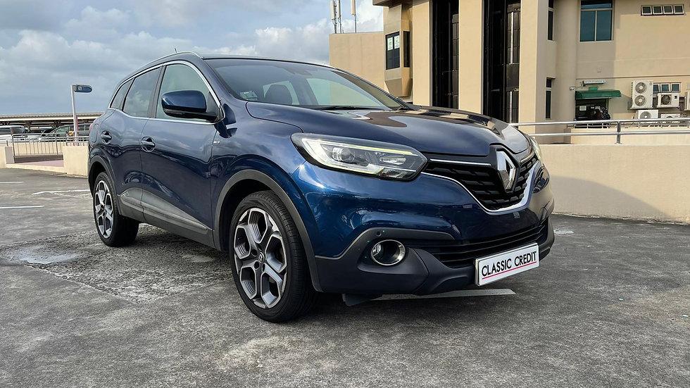 Renault Kadjar 1.2A TCE EDC 7AT