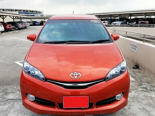 Toyota Wish 1.8A Elegance (OPC)