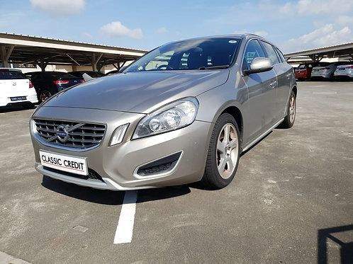 VOLVO V60 T4 1.6 AUTO ABS D/AB 2WD 5DR TURBO