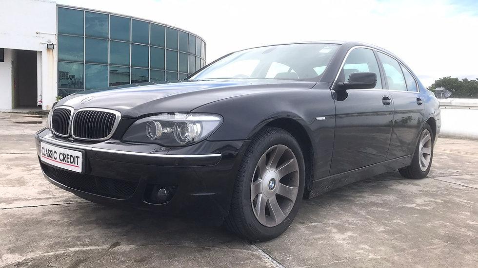 BMW 7 Series 730i (COE till 01/2029)