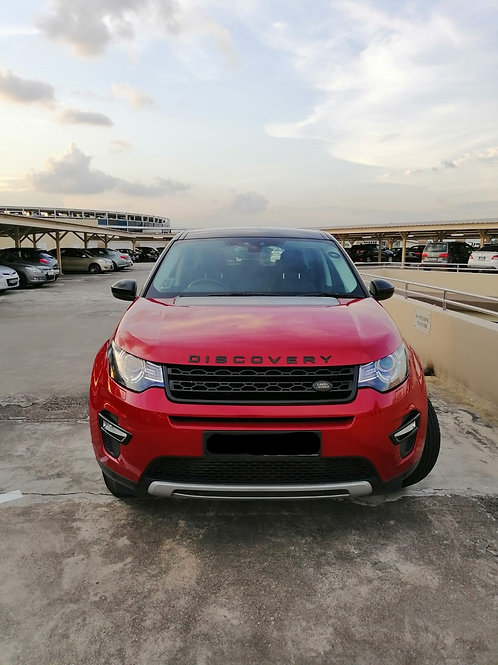 Land Rover Discovery Sport 2.0A Si4 HSE 7-Seater