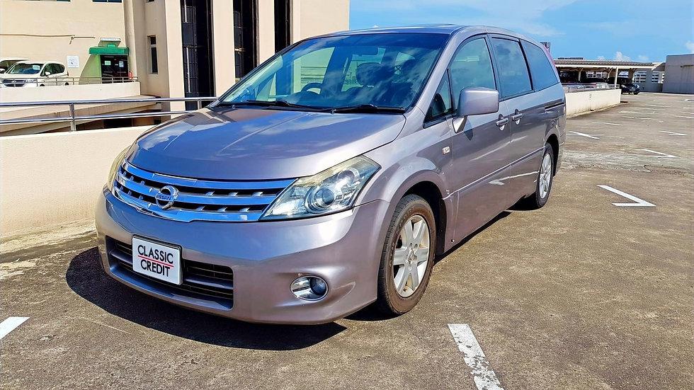 Nissan Presage 2.5A Highway Star (COE till 08/2023)