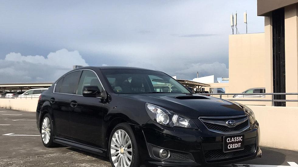 SUBARU LEGACY SEDAN 2.5GT AWD 5AT ABS AIRBAGS(New 10-yr COE)
