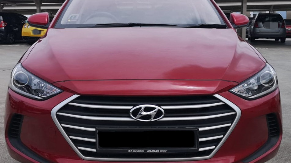 Hyundai Elantra AD (AMS) Facelift