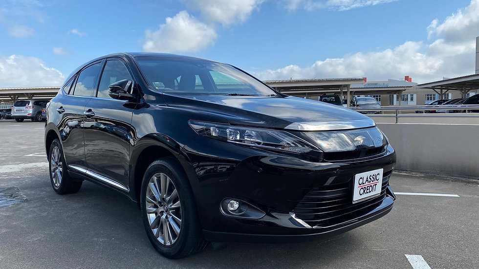 TOYOTA HARRIER 2.0 PREMIUM AT AIRBAG 2WD 5DR