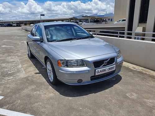 VOLVO S60 2.0T AUTO(COE till 04/2028)