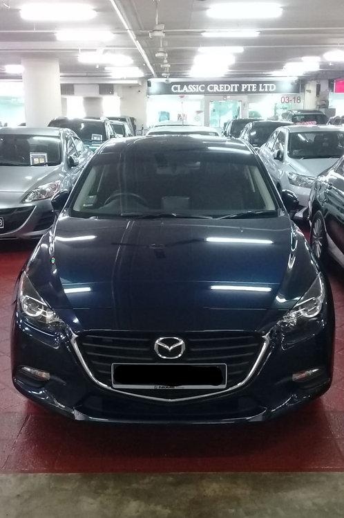 Mazda 3 Sedan Eu6