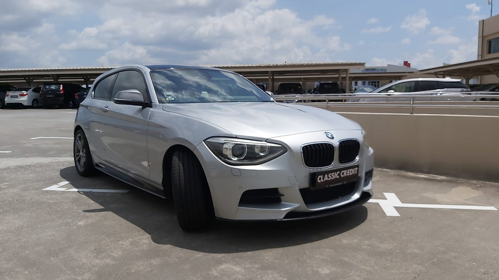B.M.W. M135I 3DR AT ABS D/AIRBAG HID NAV