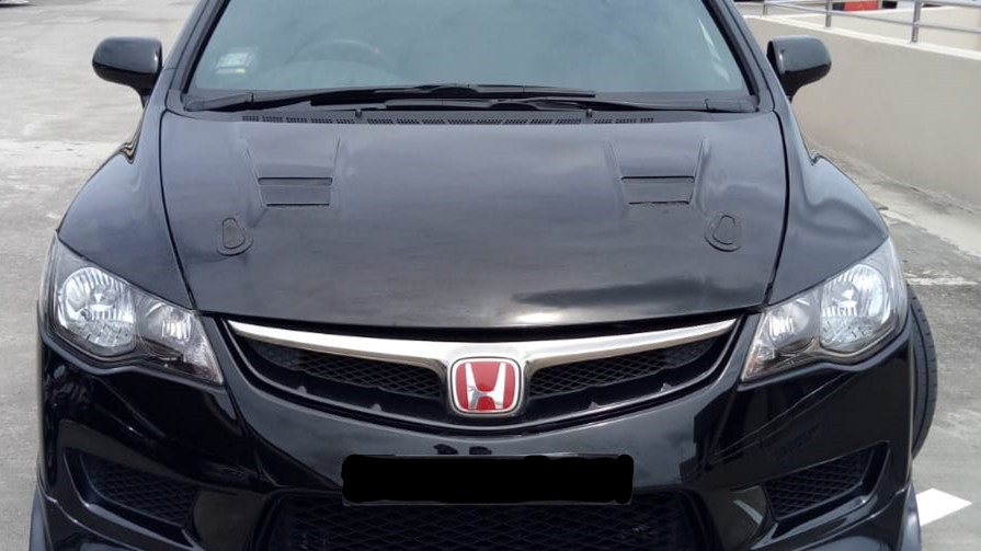 Honda Civic Type-R FD2R