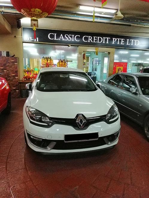 Renault Megane Facelift Hatch