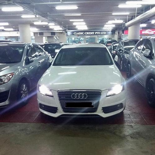 Audi A4 S Line 2.0A