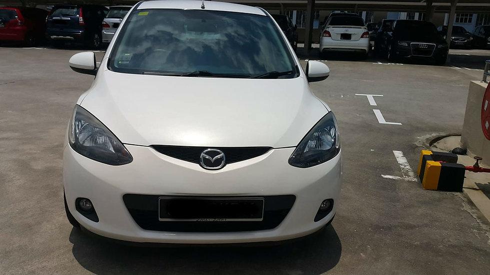 Mazda 2 (COE till 04/2024)