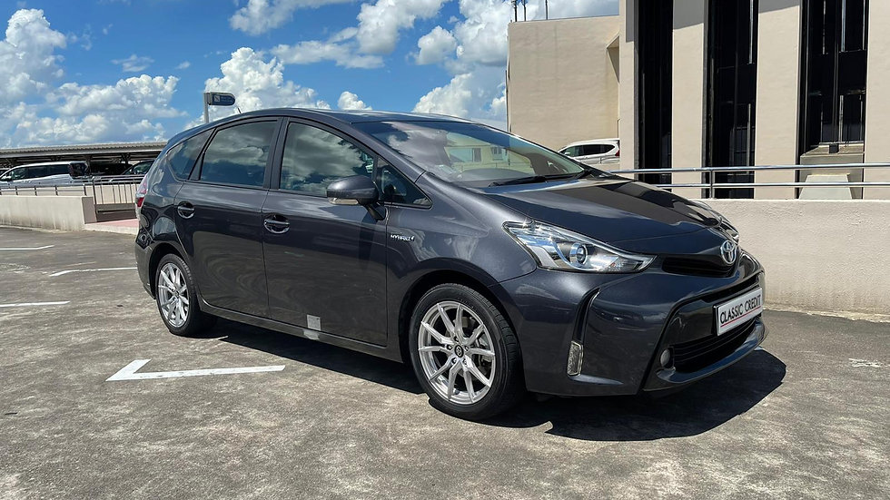 Toyota Prius Plus Hybrid 1.8A