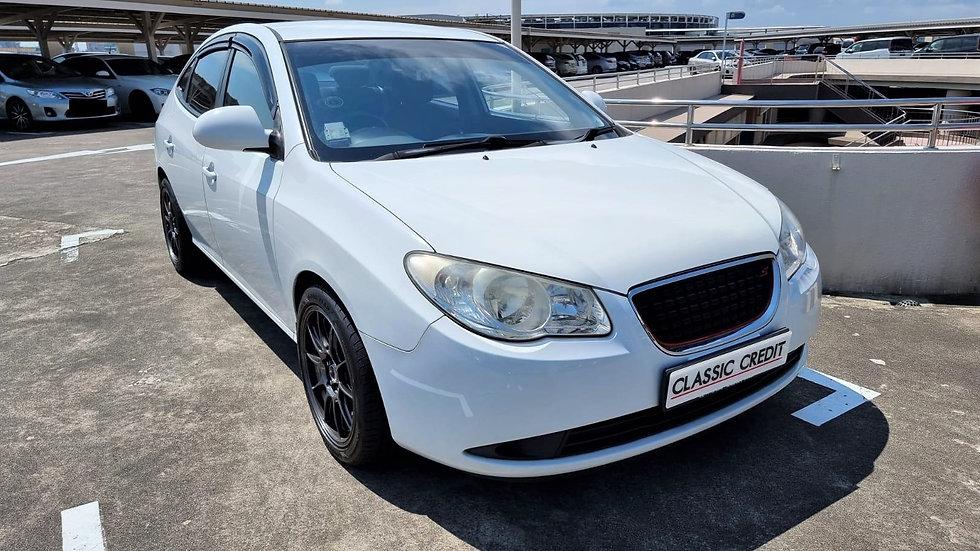 Hyundai Avante 1.6M (COE till 03/2029)