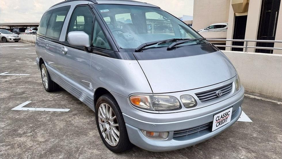Toyota Emina 2.4A (COE till 10/2028)